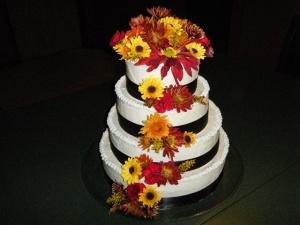 Buffaloberries Cake